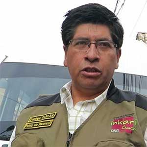 Domingo Farfán Acuña, Secrétaire Exécutif