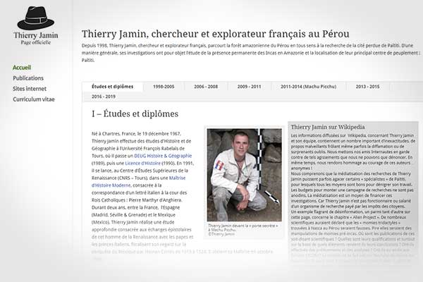 thierryjamin.com